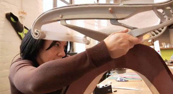 Making of Herman Miller Setu