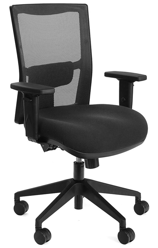 Image 2 for TEAM AIR TASK CHAIR WITH ARMS