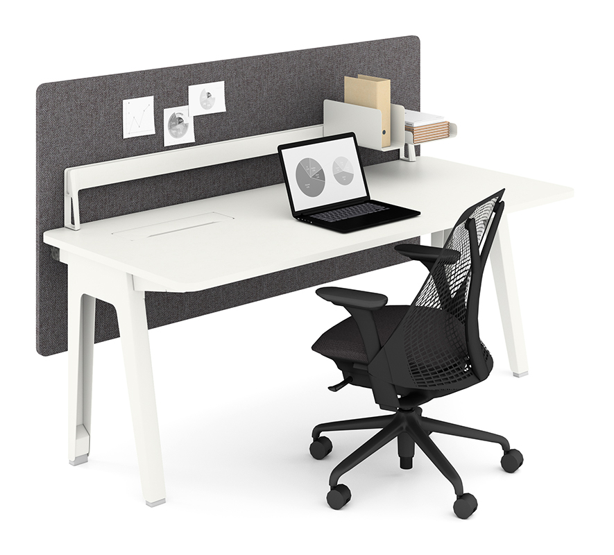 Image 2 for OPTIMIS BY HERMAN MILLER: SINGLE WHITE