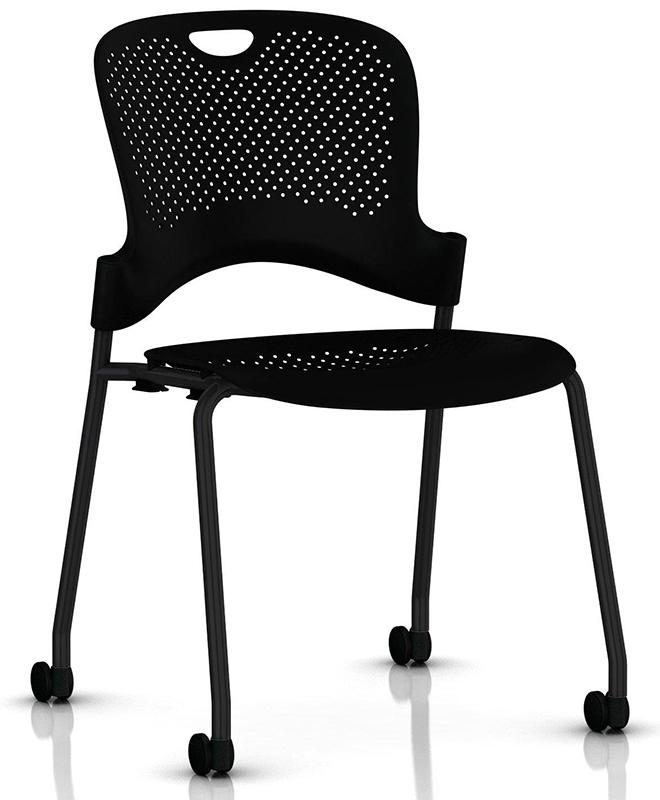 Image 2 for CAPER STACKING CHAIR NO ARMS