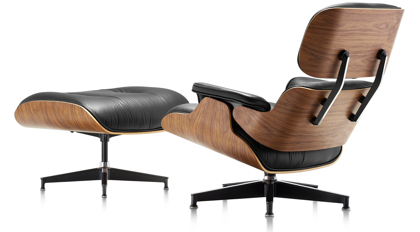 Image 5 for EAMES LOUNGE & OTTOMAN
