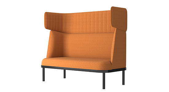 SHEEP DOUBLE SOFA BOOTH BY ARCHINI